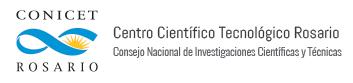 CONICET Rosario